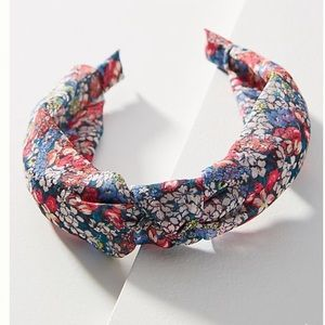 ANTHROPOLOGIE Colloquial Knotted Headband